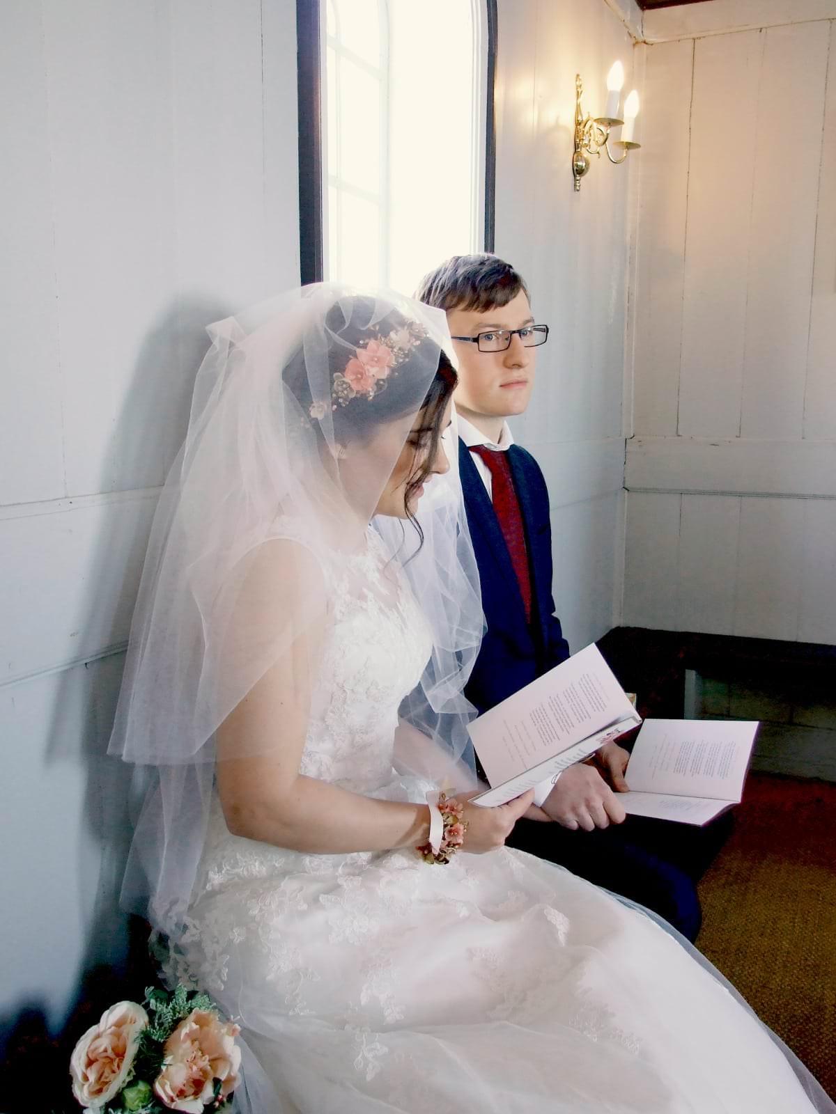 Zweisprachige Hochzeitspapeterie