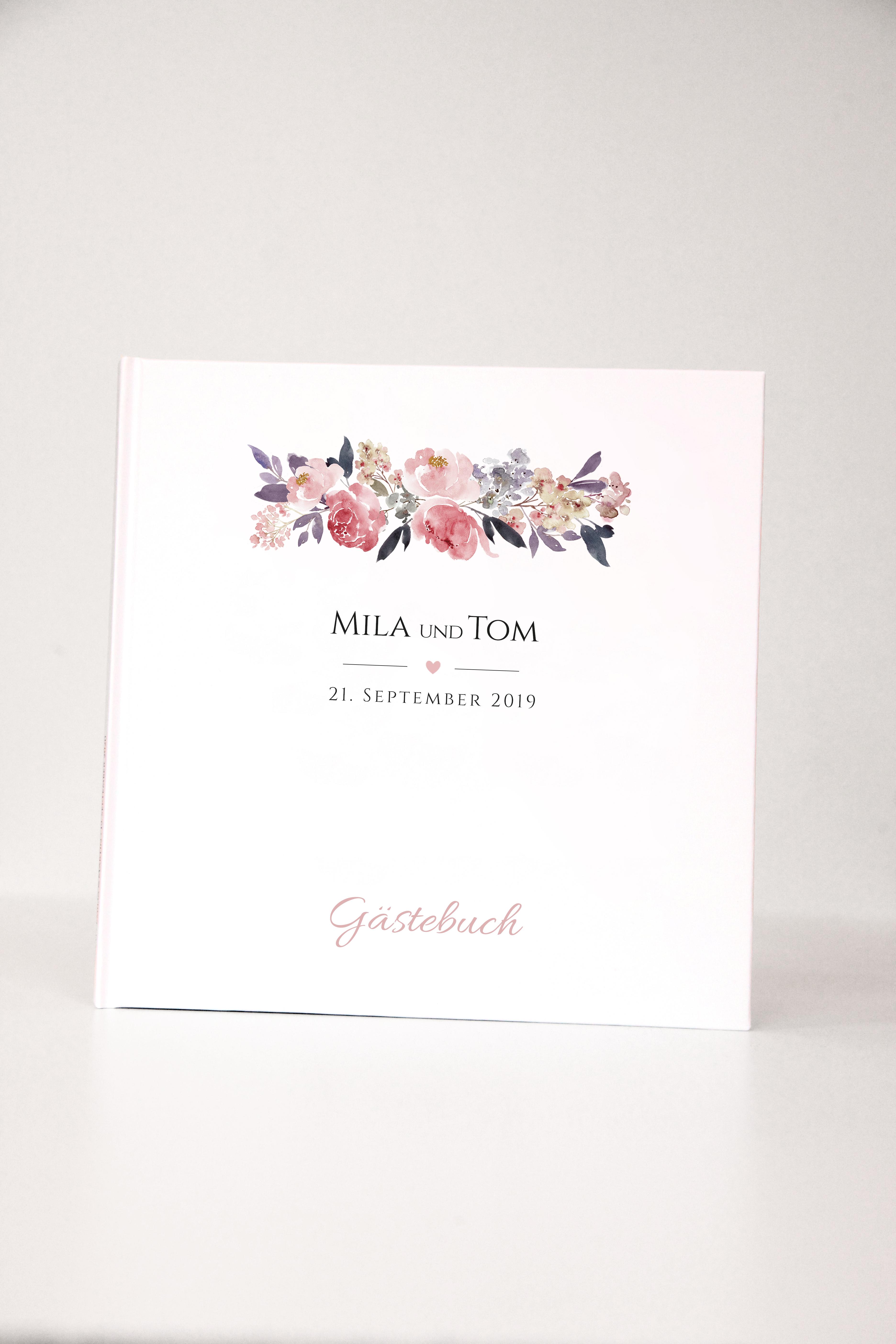 Gästebuch Mila Tom